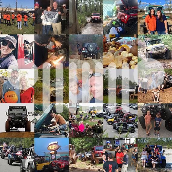 Baja Jeep Club Family