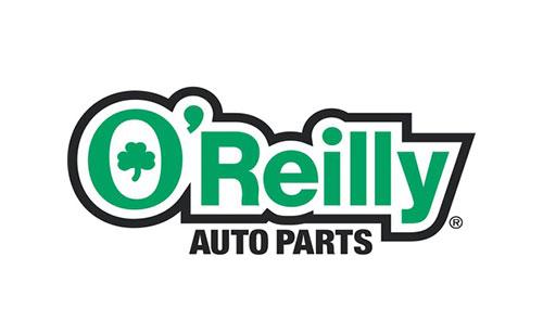 Sponsor Oreillys Auto Parts