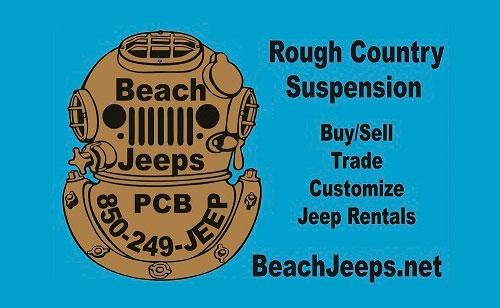Baja Jeeps Sponsor