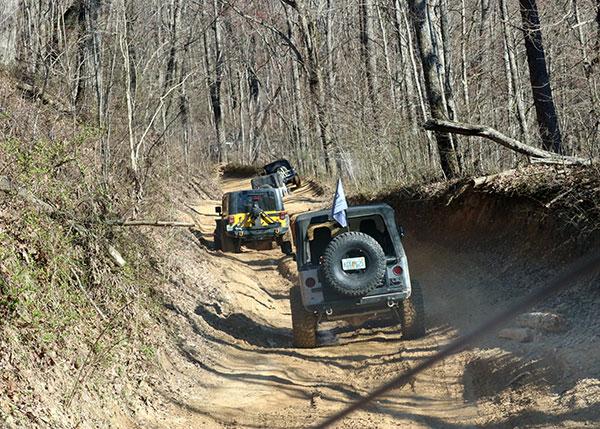 Windrock Trail